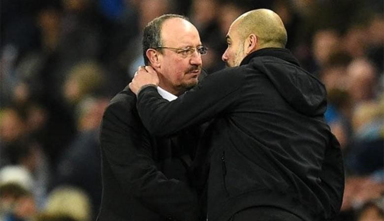 Cara (Rafael Benitez) Mengalahkan Manchester City