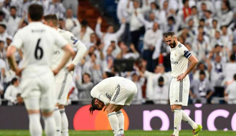 Penegas Kemunduran Real Madrid