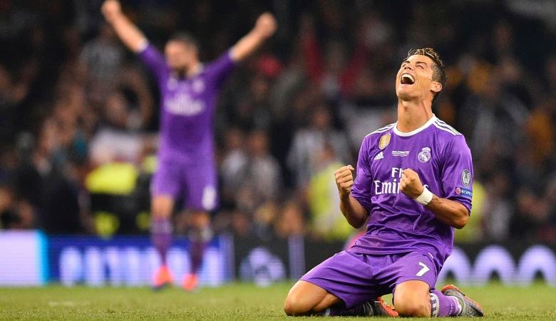 Saya Cristiano Ronaldo, dan Ini Kisah Saya