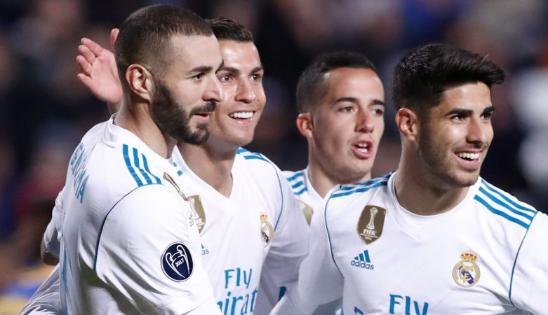 Gol-gol Ronaldo dan Benzema, Kepuasan Zidane
