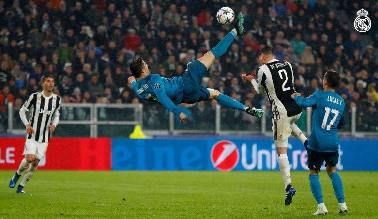 Gemuruh Aplaus Berdiri untuk Ronaldo dari Pendukung Juventus