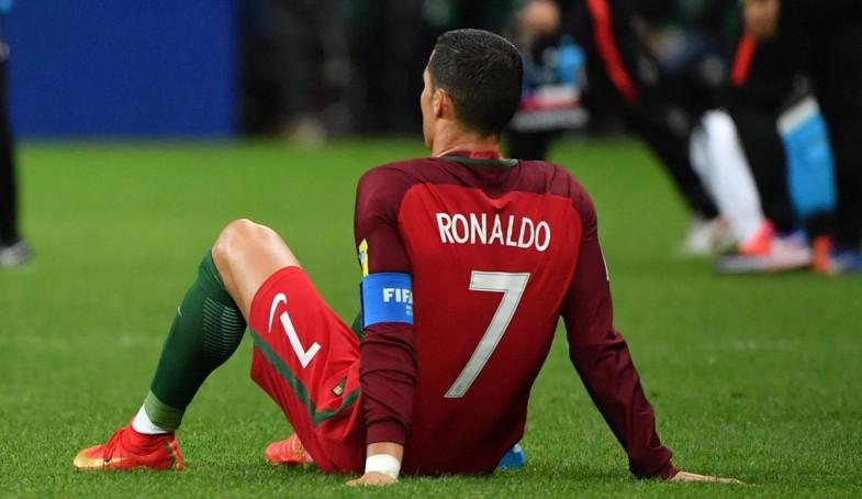 Ronaldo Diliburkan dari Timnas Portugal Sampai November