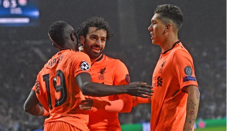 Trio Liverpool Tersubur, Salah Pencetak Gol Terbanyak Eropa