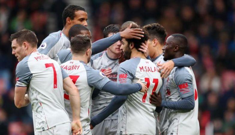 Catatan Gemilang Liverpool di Pekan ke-16