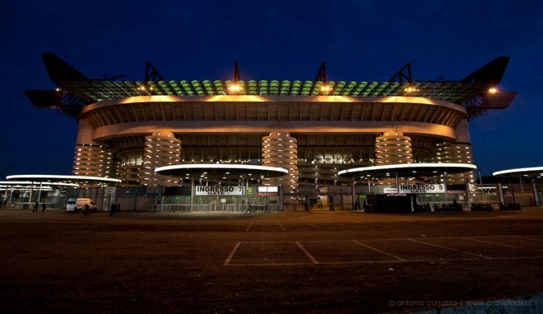 Inter Milan dan AC Milan Sepakati Kerjasama Renovasi San Siro