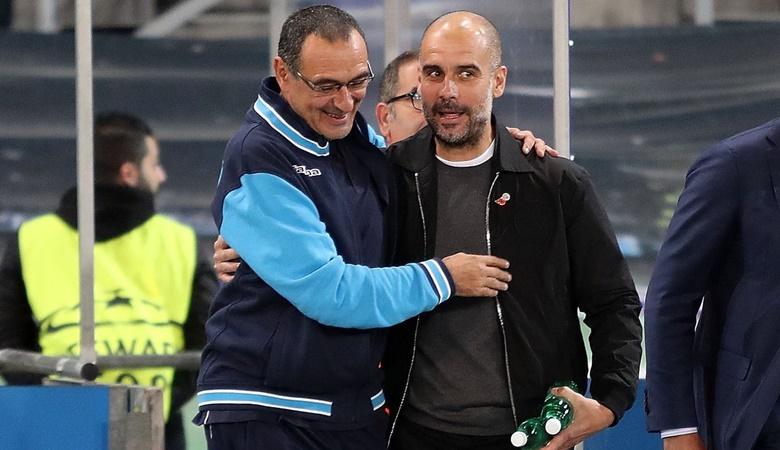 Kekaguman dan Jaminan Guardiola untuk Napoli