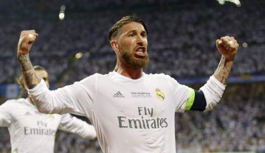 Sergio Ramos, Pangeran Baru Madrid dari Andalusia