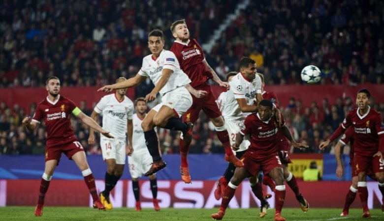 Konsistensi Permainan Sevilla Berhasil Gagalkan Kemenangan Liverpool