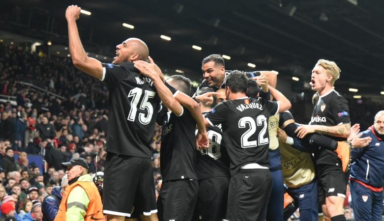 Keberhasilan Sevilla Meredam Serangan Balik Manchester United