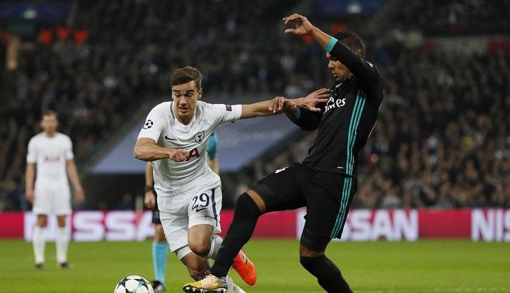 Dua Sisi Sayap Madrid yang Menjadi Ruang bagi Spurs