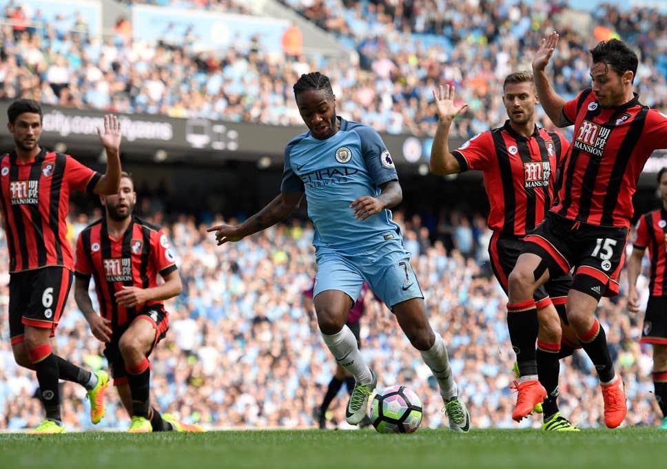 Bournemouth vs Man City: Bisa Bikin Berapa Gol, City?