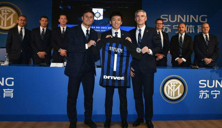 Profil Steven Zhang, Presiden Baru Inter Milan