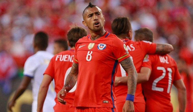 Belum Pernah Ada yang Seperti Vidal di Barcelona