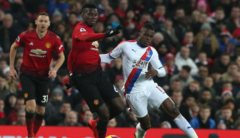 Manchester United vs Crystal Palace: Nirbobol di Old Trafford