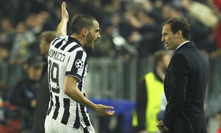 Leonardo Bonucci Akan Berada di Tribun Saat Juventus Bertandang ke Porto