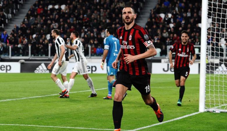 Hikayat Bonucci vs Trio BBC di Allianz Stadium