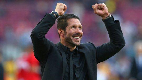 Simeone: Atletico Siap Hadapi Tim Manapun di Babak Delapan Besar