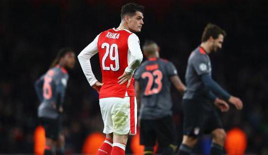Xhaka: Level Arsenal Sebetulnya Setara dengan Bayern