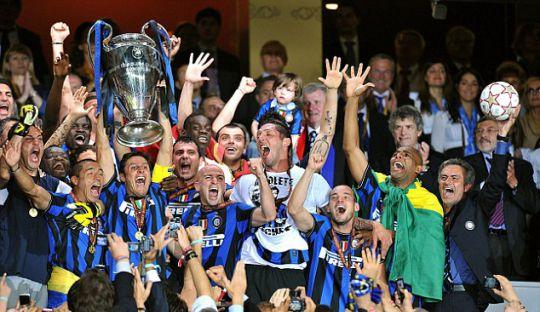 Ada di Mana Para Aktor Treble Winners Inter Sekarang?