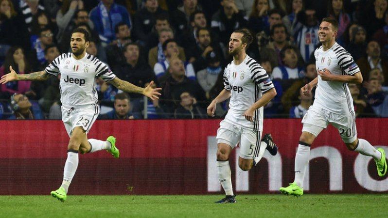 Tekuk Porto 0-2, Juventus Tempatkan Satu Kaki di Babak Perempat Final