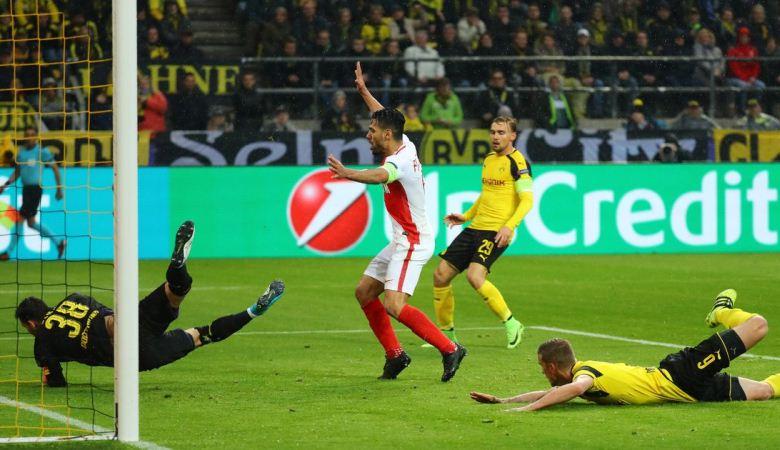 Monaco dan Dortmund Janjikan Permainan Menyerang