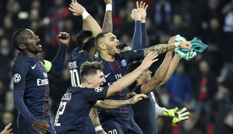 PSG Hancurkan Barca dengan Permainan Fisik Terorganisasi