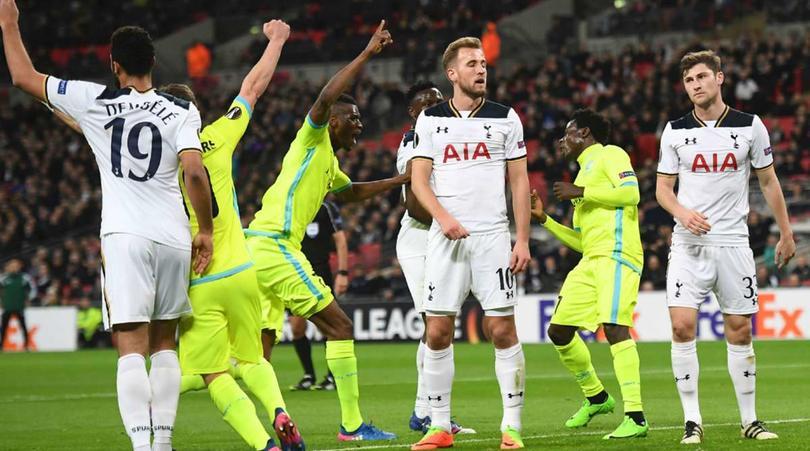 Eriksen Sebut Tersingkirnya Spurs dari Liga Europa karena Kesalahan Sendiri