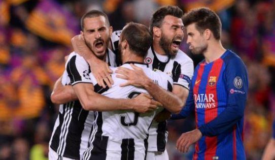 Juventus Mainkan Tempo Lambat, Serangan Barca Tersendat