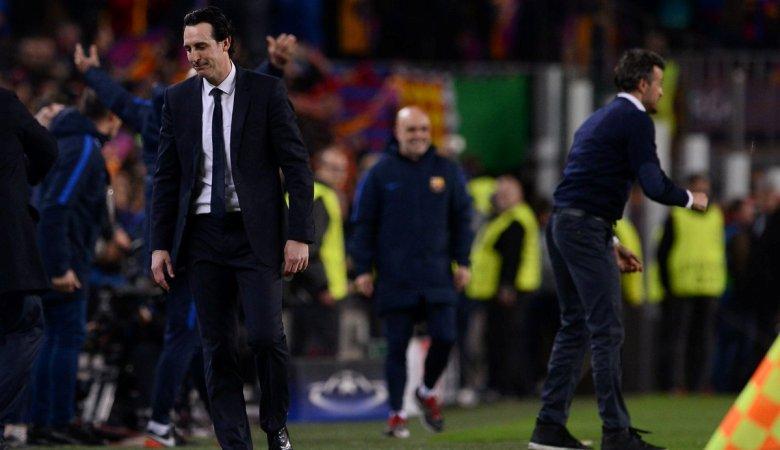 Unai Emery Beberkan Penyebab Kekalahan Telak PSG di Camp Nou