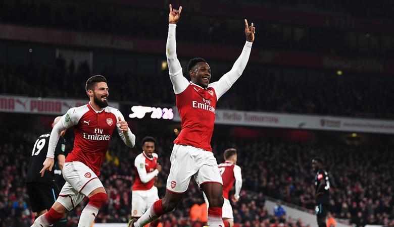 Arsenal Kembali Lolos ke Semifinal