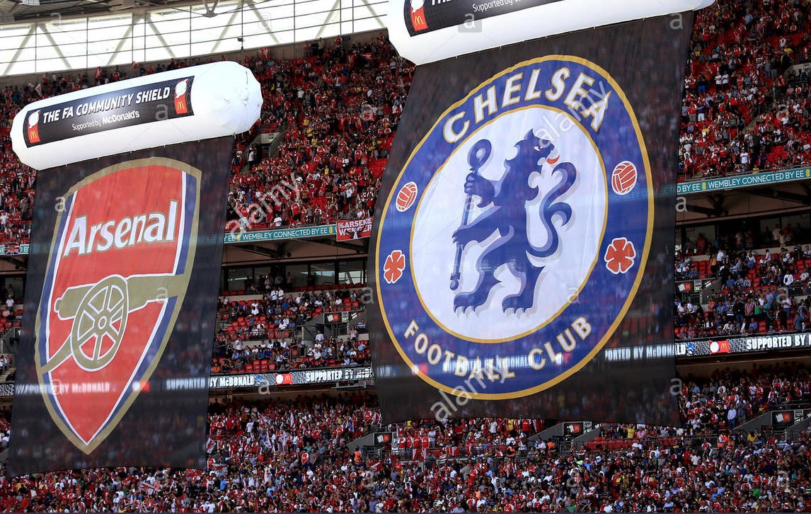 Catatan Buruk Arsenal di Stamford Bridge