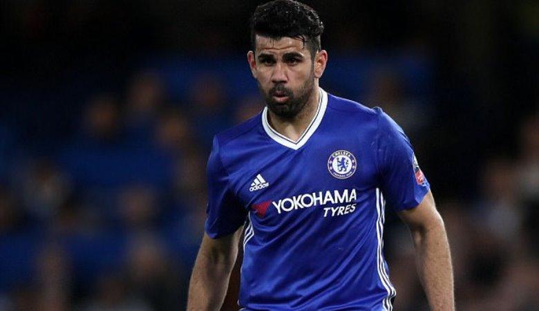 Diego Costa Tidak Masuk Skuat Chelsea di Liga Champions 2017/2018