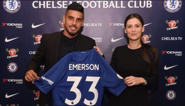 Perjudian Besar Emerson Palmieri di Chelsea