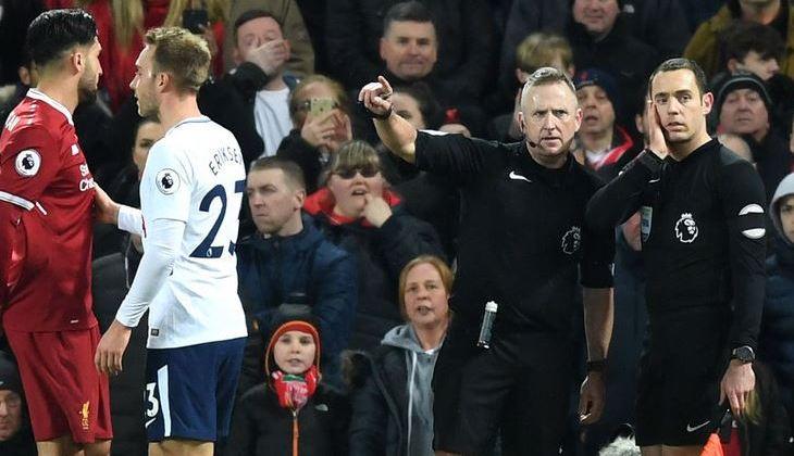 Liverpool 2-2 Spurs: Kontroversi Wasit Hanya karena Masalah Sudut Pandang