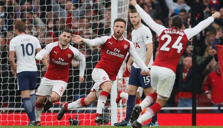 Kenangan Manis Spurs dan Arsenal di Wembley
