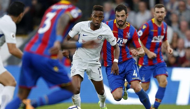 Chelsea, Pembuka Keran Gol Crystal Palace
