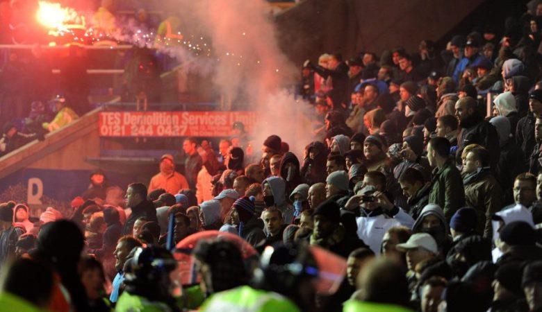 Arena Pertempuran di Derby Birmingham