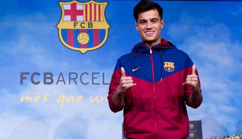 Rincian Transfer Coutinho dari Liverpool ke Barcelona