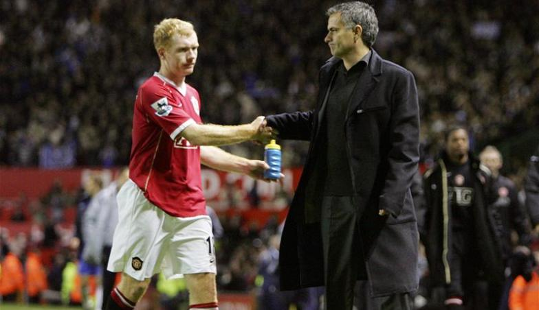 Scholes: Mourinho Kurang Bijaksana Memanfaatkan Uang Transfer