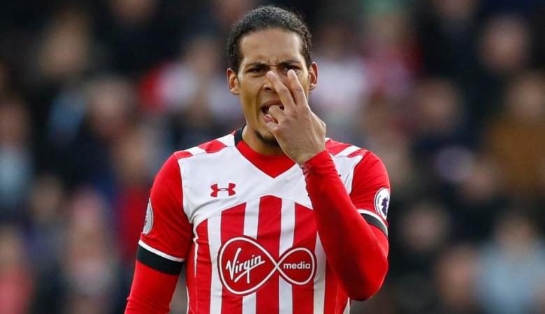 Puncak Kejengahan Virgil van Dijk Atas Kekangan Southampton