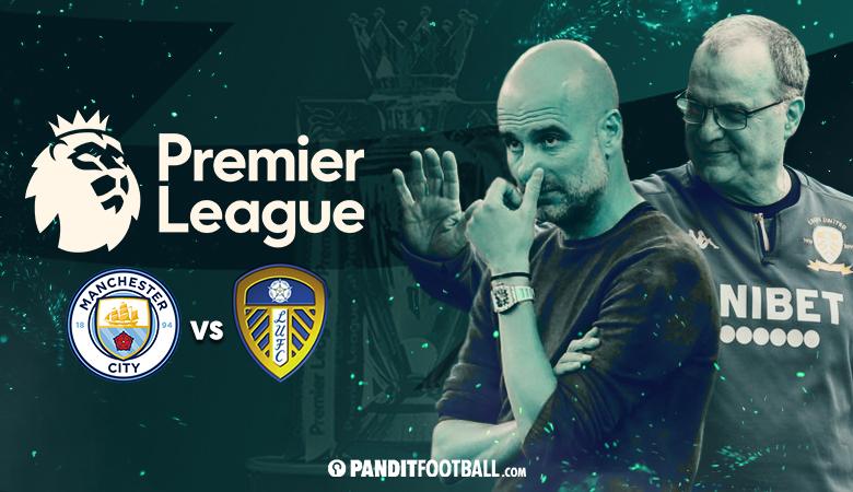 Link Live Streaming Liga Primer Inggris 2020/21 Leeds United vs Manchester City