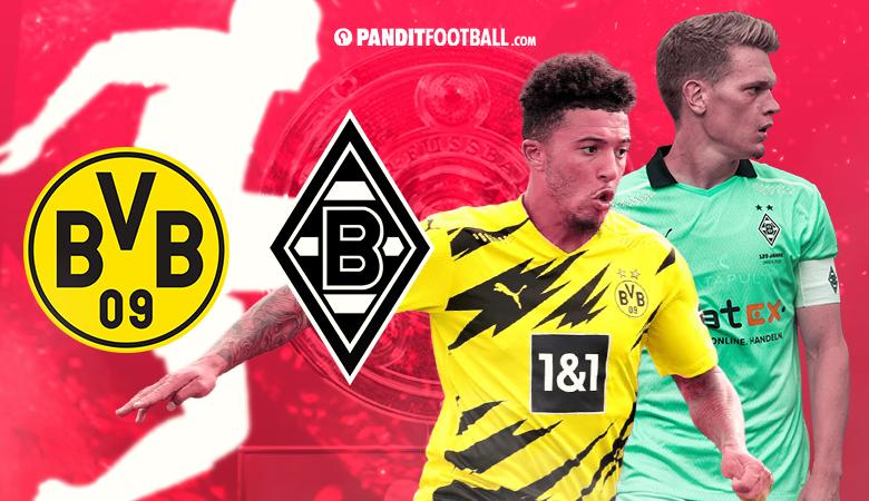 Link Live Streaming Borussia Dortmund vs Borussia Moenchengladbach di Mola TV