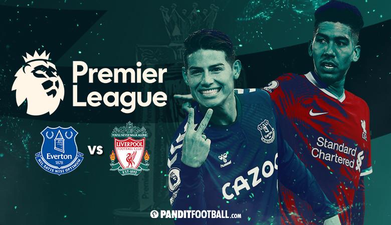 Link Live Streaming Liga Primer Inggris 2020/21 Everton vs Liverpool