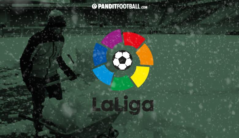 Badai Filomena dan Dampak Buruk bagi La Liga
