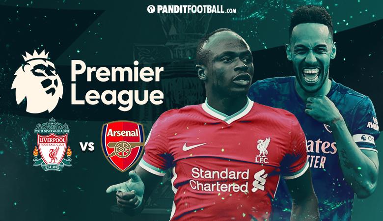 Link Live Streaming Liga Primer Inggris 2020/21 Liverpool vs Arsenal