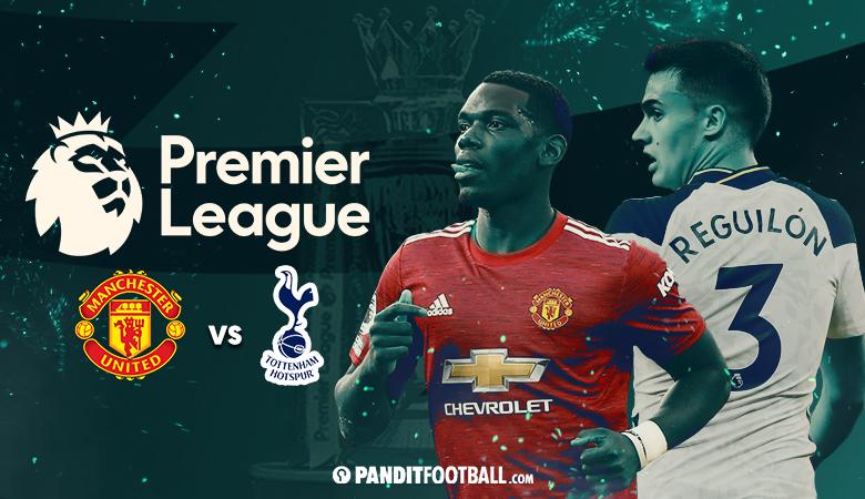 Link Live Streaming Liga Primer Inggris 2020/21 Manchester United vs Tottenham Hotspur