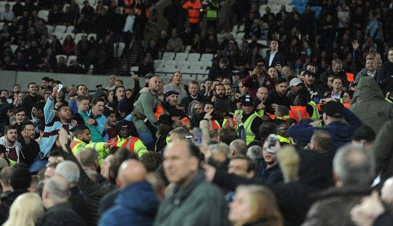 London Stadium, Arena Kerusuhan Baru Hooligan West Ham United
