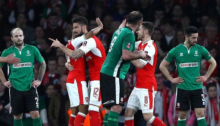 Pekan Buruk Arsenal yang Berakhir Indah