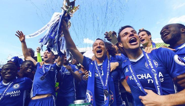 Rangkuman Musim yang Luar Biasa bagi Chelsea di EPL