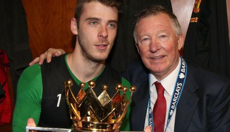 Betapa Spesialnya David de Gea untuk Sir Alex Ferguson